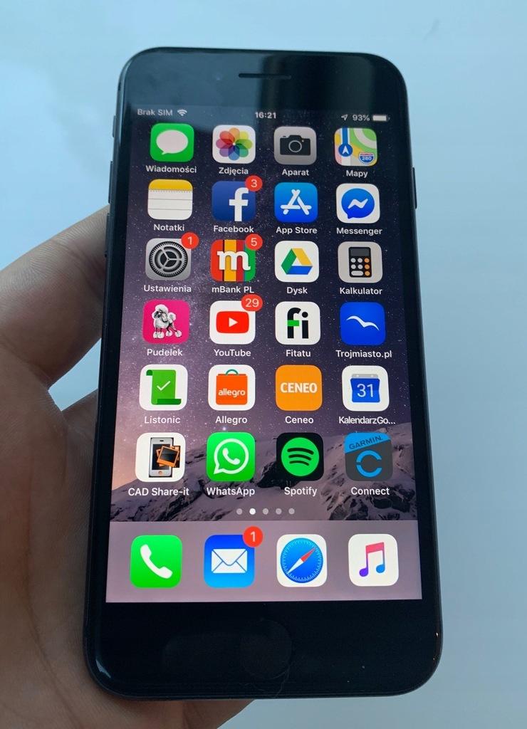 Iphone 8 256gb Space Grey Uzywany 7931095078 Oficjalne Archiwum Allegro