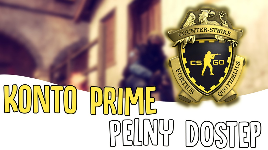 Konto CS:GO | PRIME