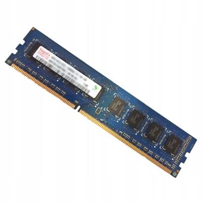 Pamięć RAM Hynix 4GB DDR3 1600MHz PC3-12800 PC