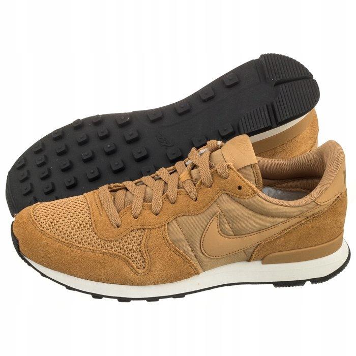 Buty Nike Internationalist SE AJ2024 701 Brązowe