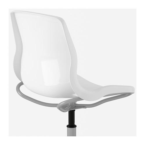 IKEA SNILLE KRZESŁO BIUROWE OBROTOWE FOTEL 7310060394