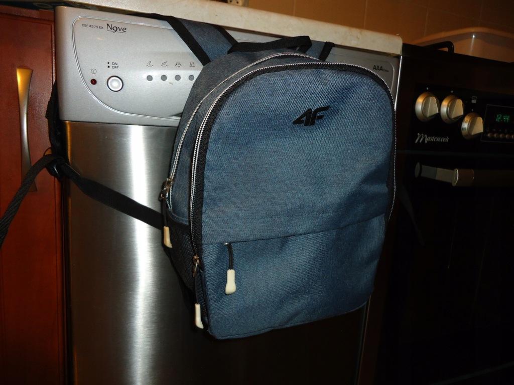 Plecak 4F 10L PCD002 dla przedszkolaka