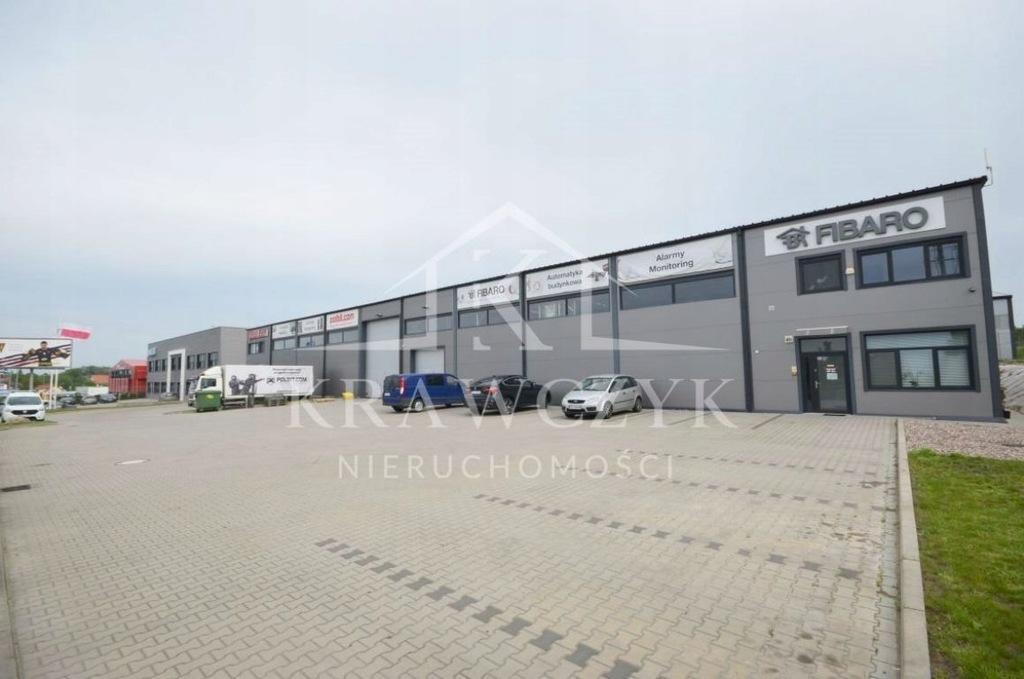 Magazyny i hale, Dołuje, 290 m²