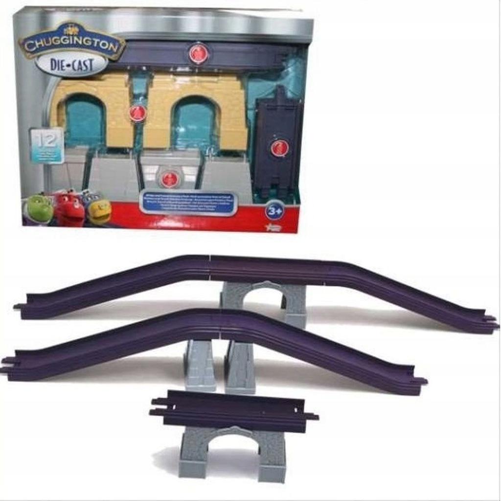 Stacyjkowo mosty i tunele - DieCast LC54304
