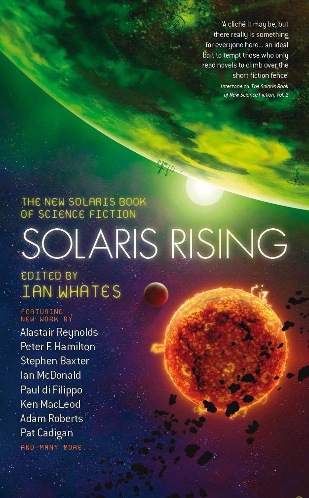 Ian Whates (Ed.) - Solaris Rising The New Solaris