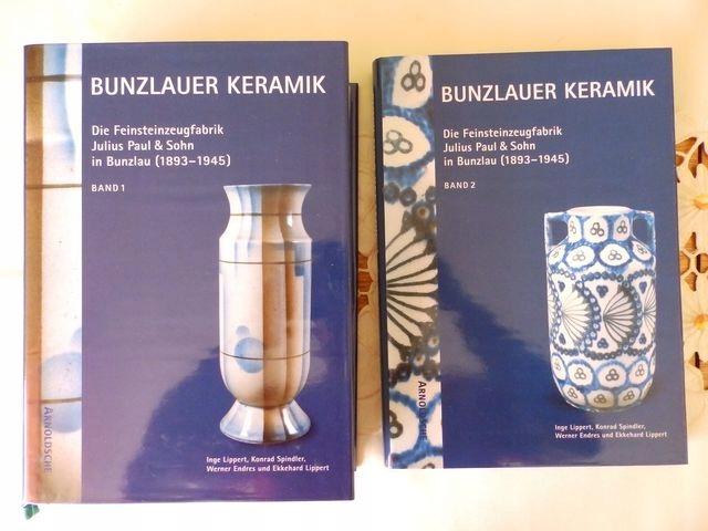 Ceramika Bunzlau - Bolesławiec Julius Paul