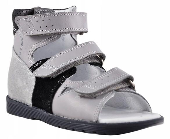 buty profilaktyczne sandały bartek t-86804/7ab 28
