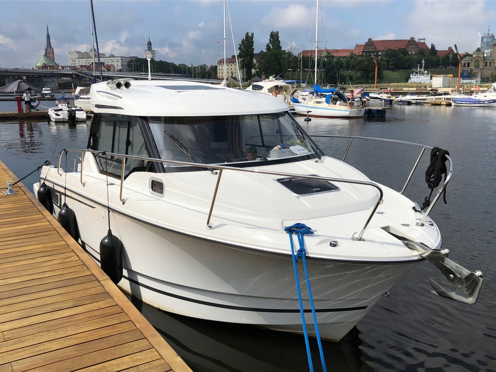 Jacht Merry Fisher 795 2020 - od ręki!