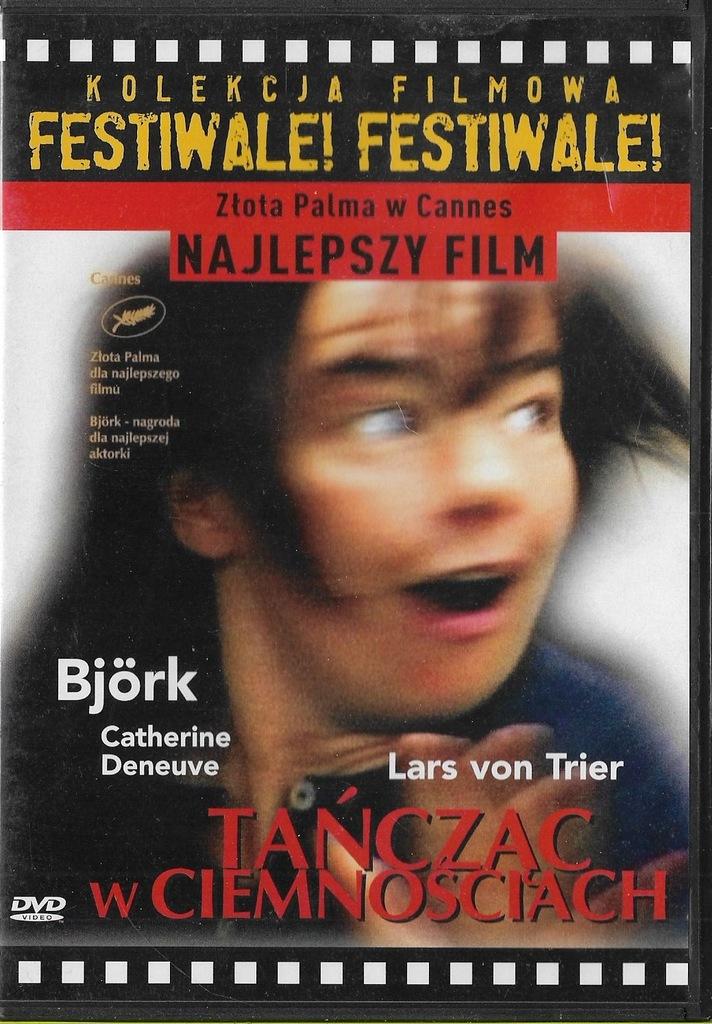 Tańcząc w ciemnościach /reż.L.von Trier DVD