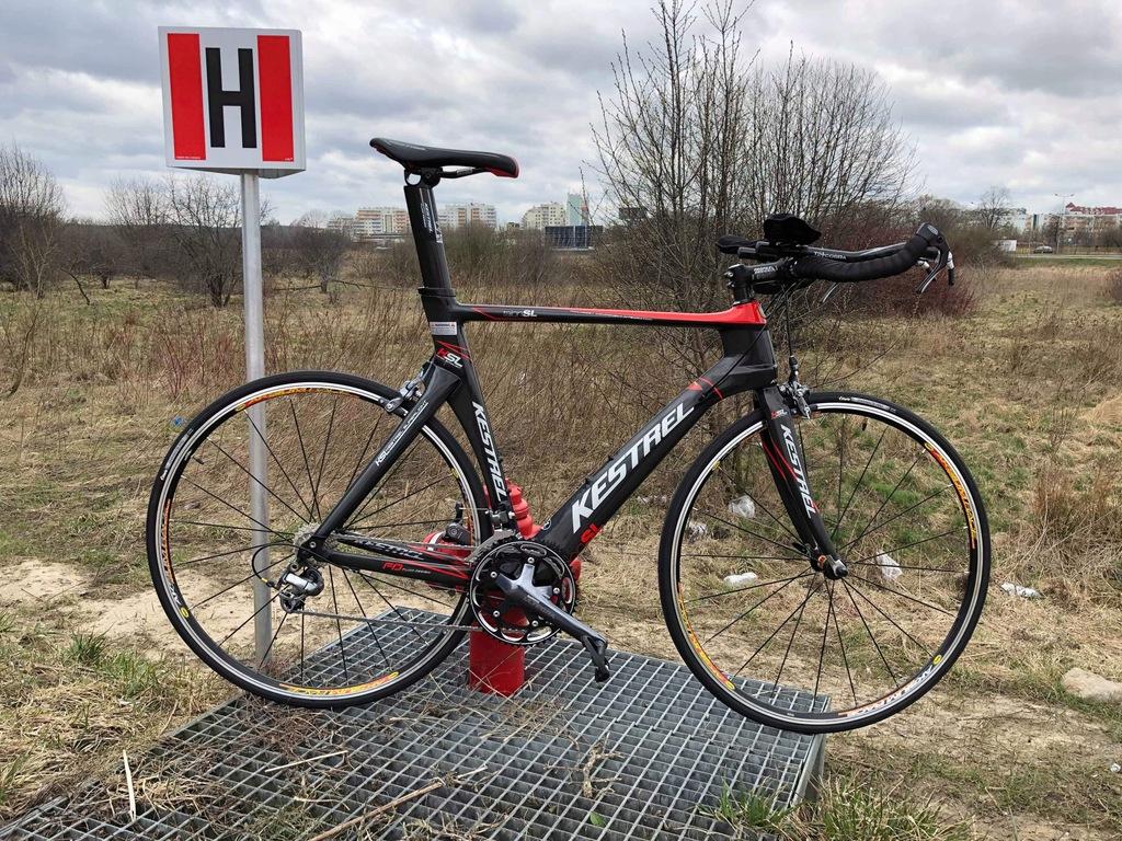 Nowy rower triathlon Kestrel Talon SL carbon