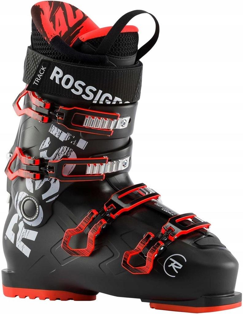 Buty narciarskie Rossignol Track 80 Czarny 24/24.5