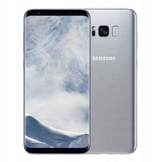 Samsung Galaxy S8 srebrny używany