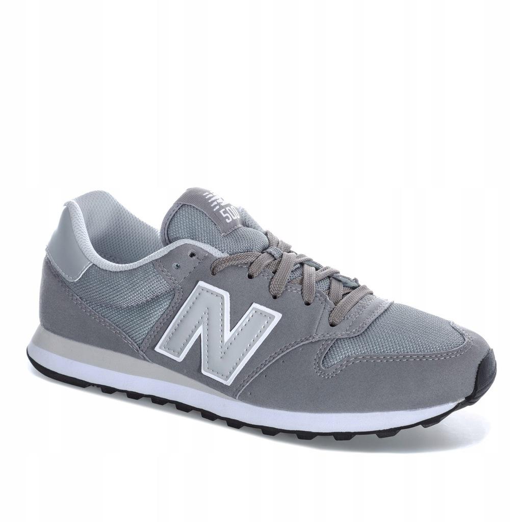NEW BALANCE 500- nowe buty męskie, 42.