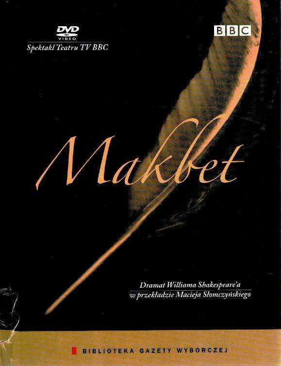 Shakespeare - Makbet [DVD] BBC