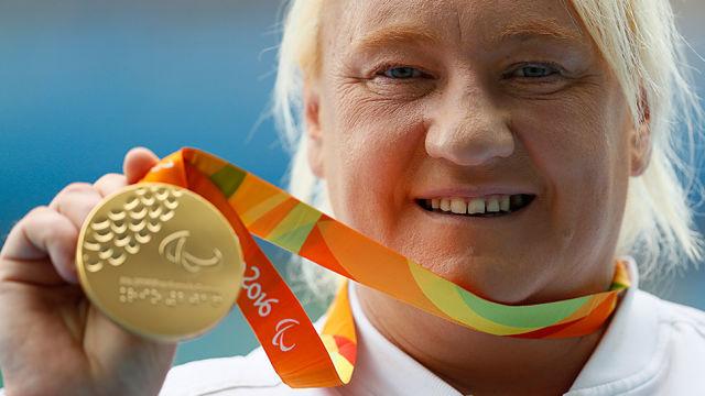 Złoty medal Ewy Durskiej