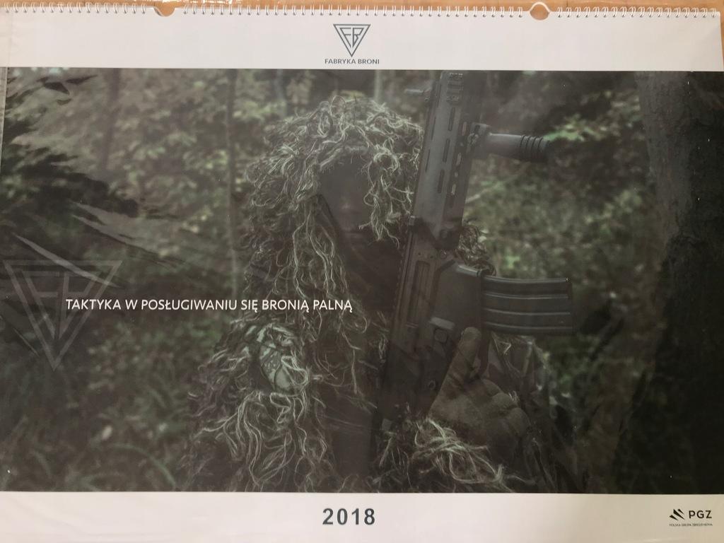 kalendarz, broń