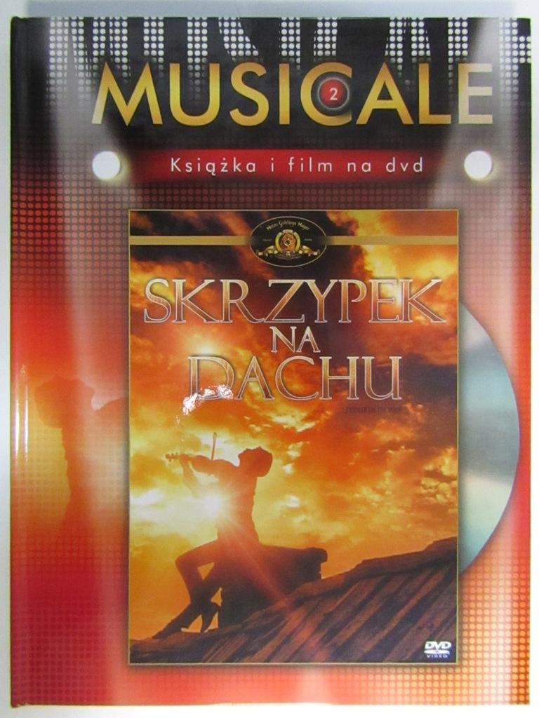 DVD SKRZYPEK NA DACHU - MUSICALE 2