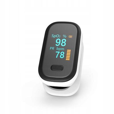 Pulsoksymetr medyczny pulsometr napalcowy