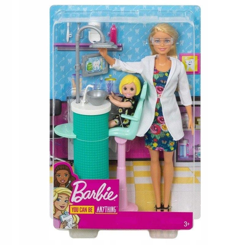 Lalka Barbie Dentystka