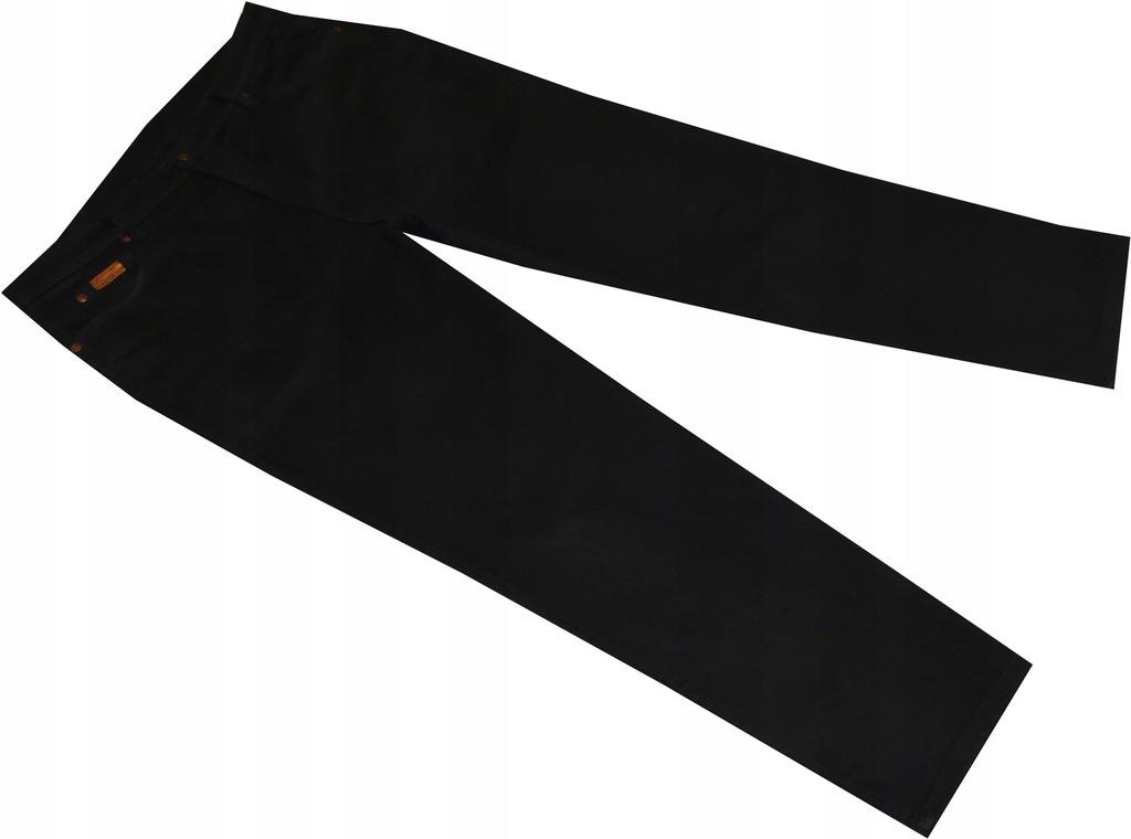 WRANGLER_W38 L30_Spodnie JEANS z elastyną 966