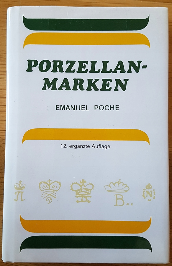 E. Poche Porcelana - znaki i sygnatury