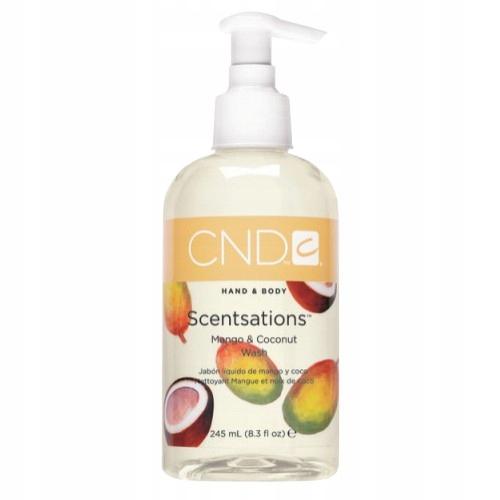 Balsam do rąk CND Scentsations Mango i Kokos 245ml