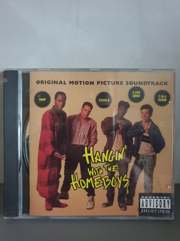 Hangin' With The Homeboys - Original Soundtrack CD