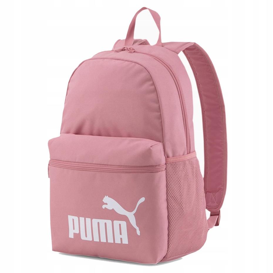 Plecak Puma Phase Backpack różowy 075487 44