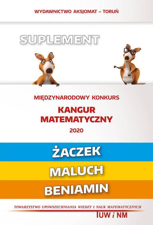 MATEMATYKA Z WESOŁYM KANGUREM SUPLEMENT 2020...