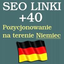 Niemieckie SEO Linki. Pozycjonowanie stron Niemcy