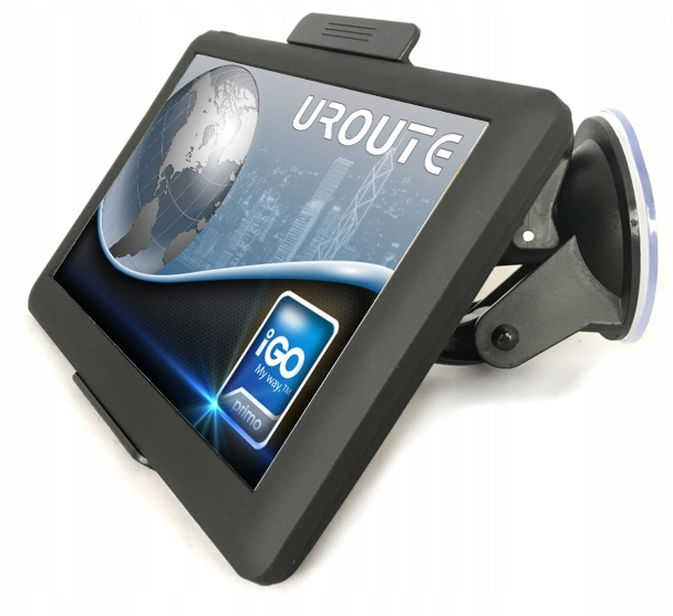 "Nawigacja GPS UROUTE IGO PRIMO 7"" AV IN TIR E"