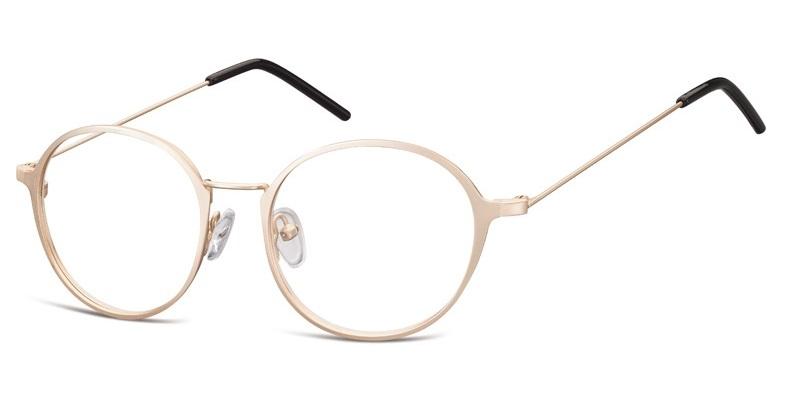 Okulary oprawki lenonki dziecięce zerówki mat Obsza