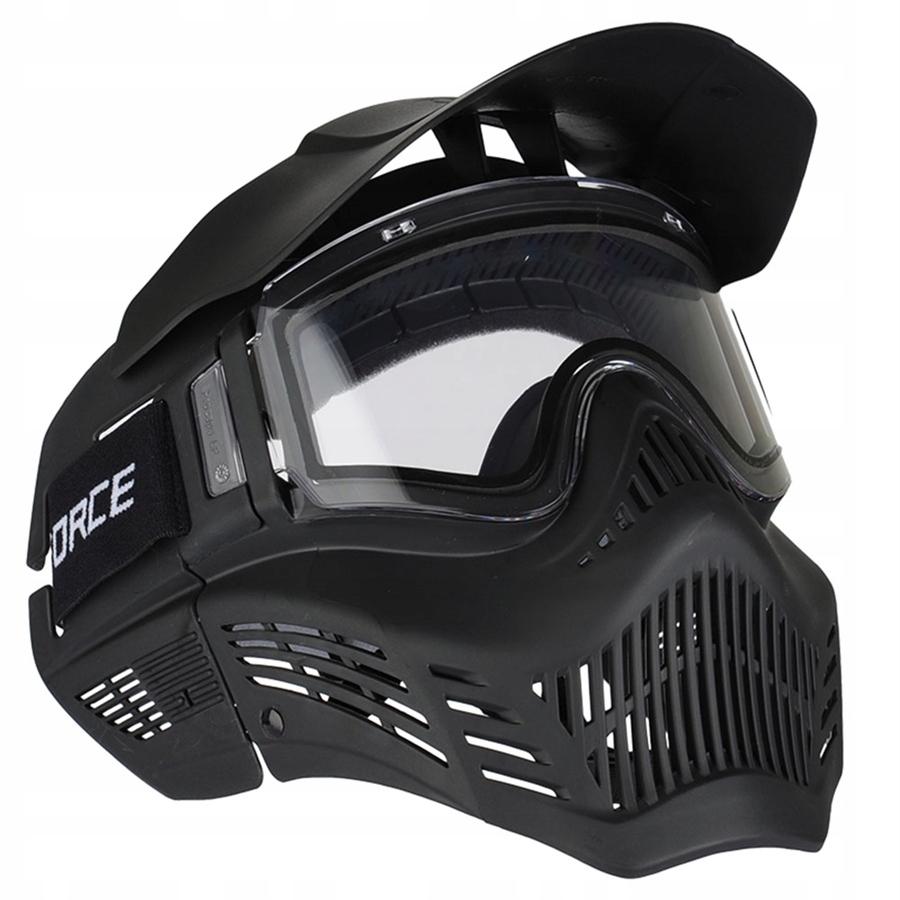 Maska Paintball V-Force Armor Thermal Black