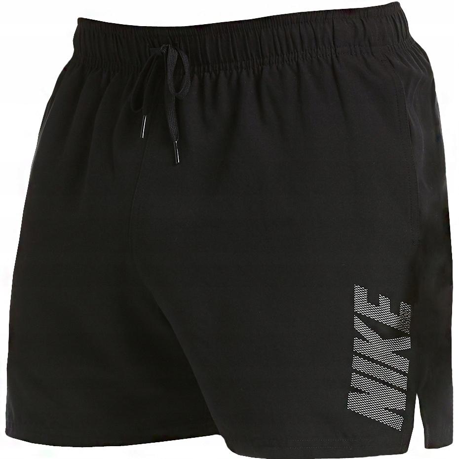 Spodenki kąpielowe męskie Nike Logo Solid XL!