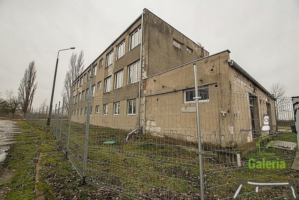 Magazyny i hale, Szczecin, Żydowce-Klucz, 1095 m²