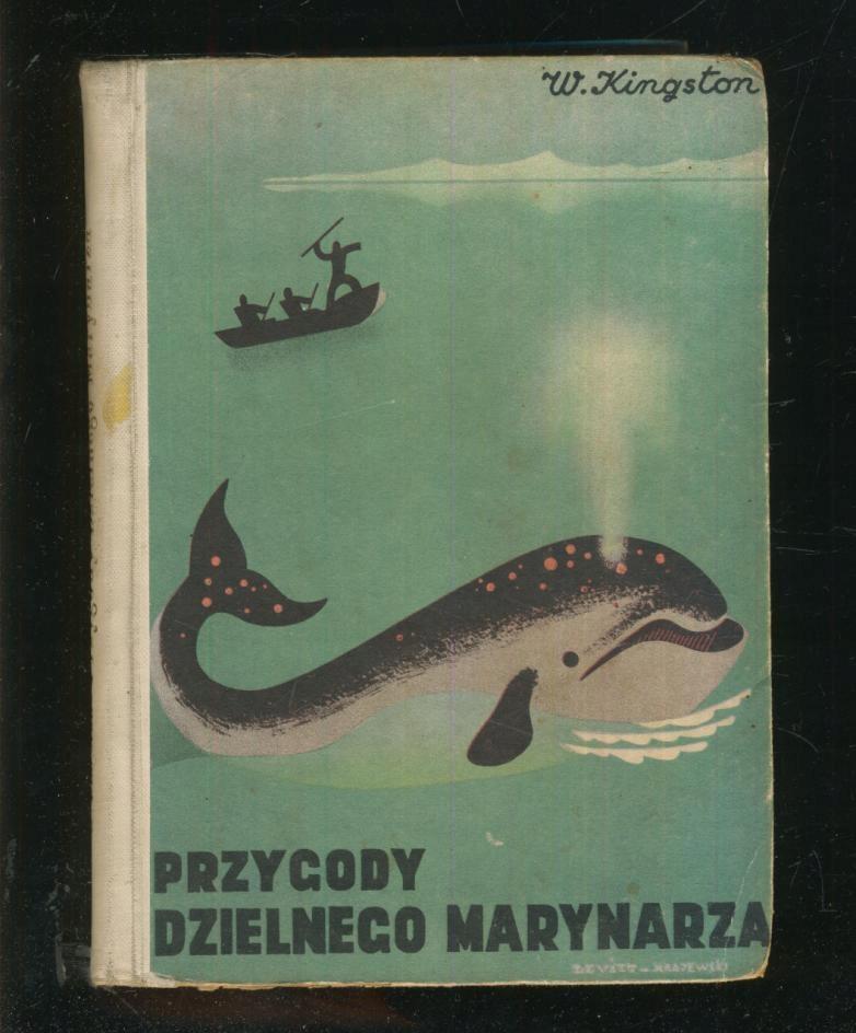 PRZYGODY DZIELNEGO MARYNARZA; W. Kingston; 1933