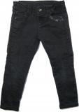 ZARA elastyczne jeansy z kryształkami 104 cm