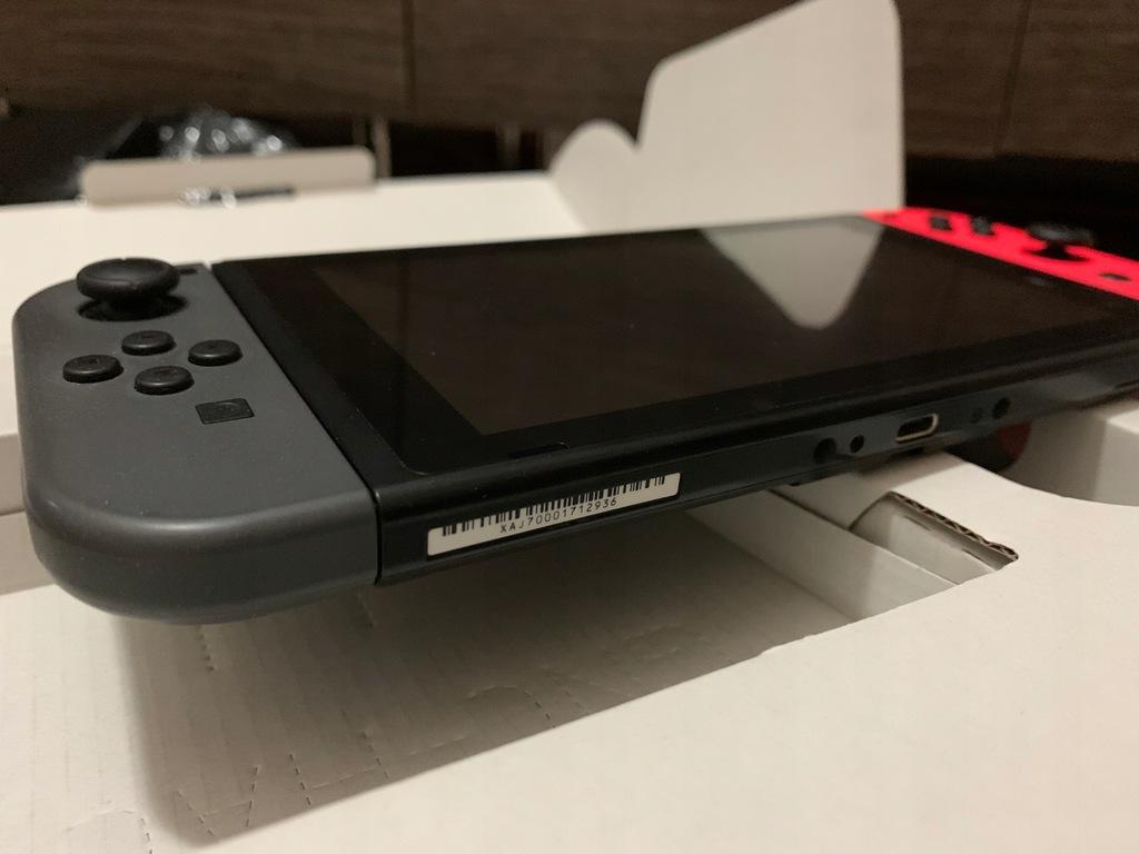 Nintendo Switch Atmosphere CFW 32gb + 32gb!