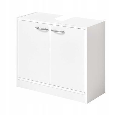 FMD Marbella szafka pod umywalkę biała