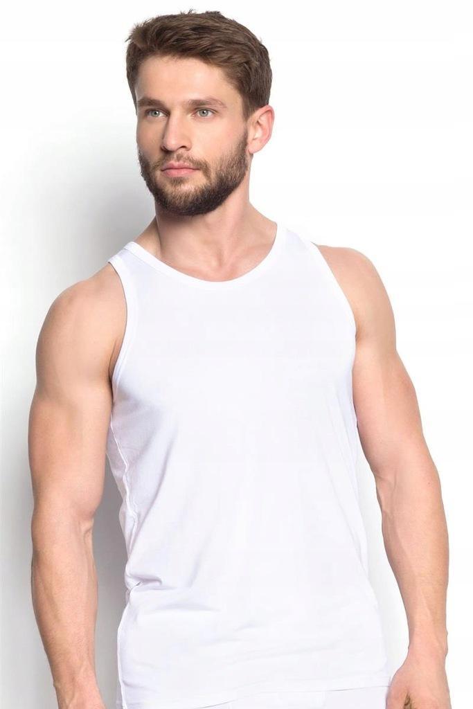 Koszulka Grant 34323-00X Biały Biały XXL