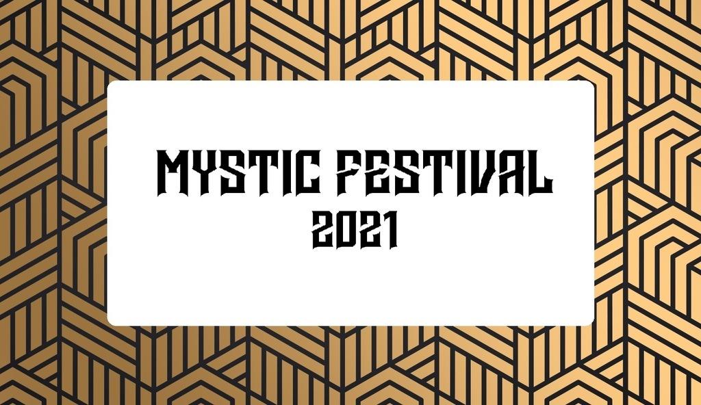 2 bilety Mystic Festival BACKSTAGE- Złoty Bilet