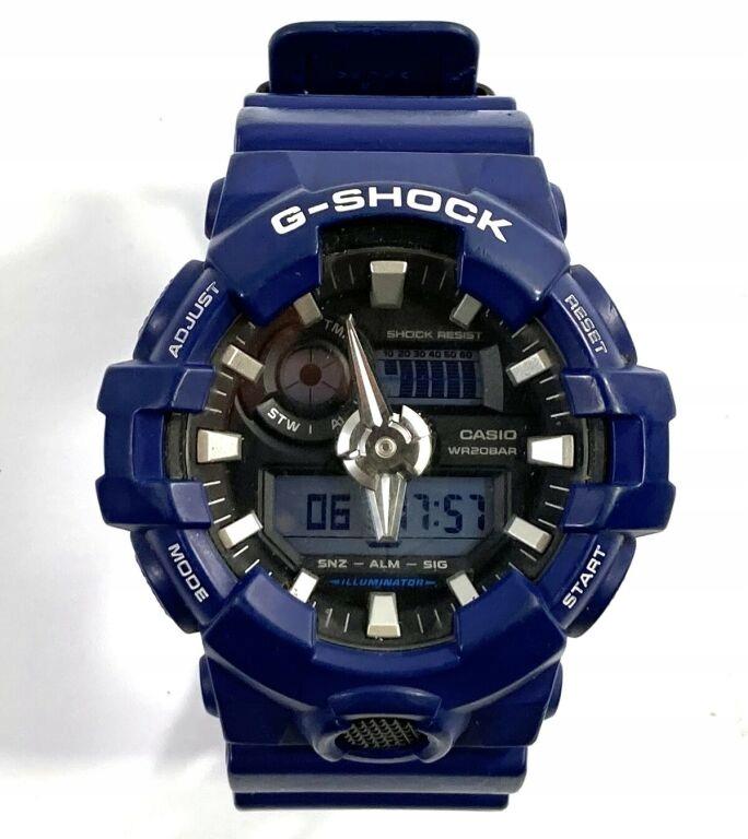 ZEGAREK CASIO G-SHOCK GA-700-2AER 200M