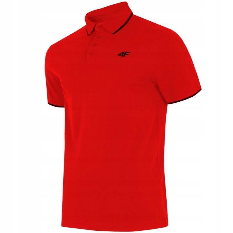 Koszulka 4f M H4L19-TSM024 czerwona