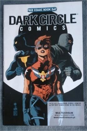 Dark Circle Comics (2015) komiks