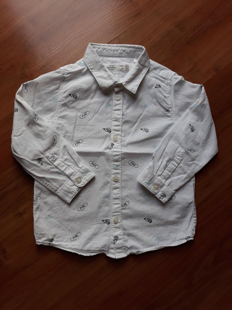 r 104 koszula jeansowa w Koszule Szafa.pl
