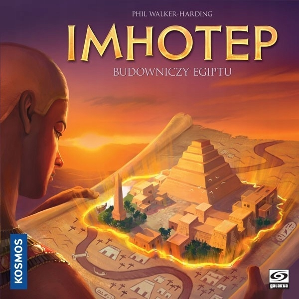 Gra Imhotep (PL-IMH01)