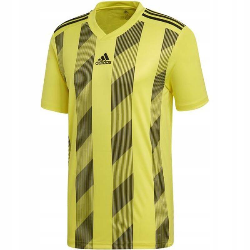 Koszulka adidas Striped 19 Jersey M DP3204 140cm