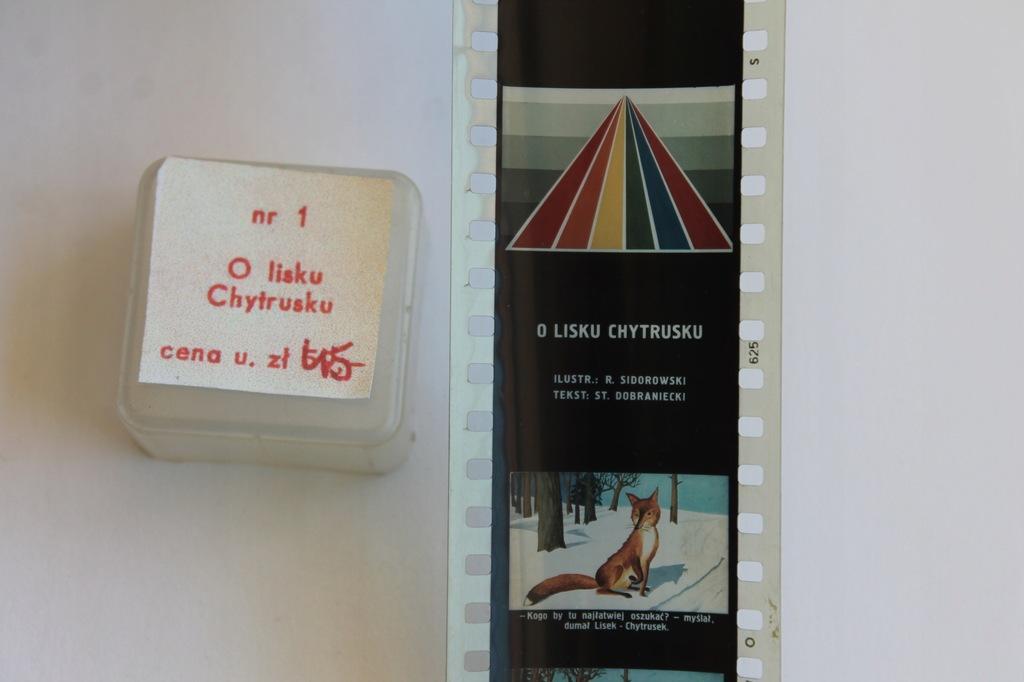 O lisku Chytrusku - Rzutnik