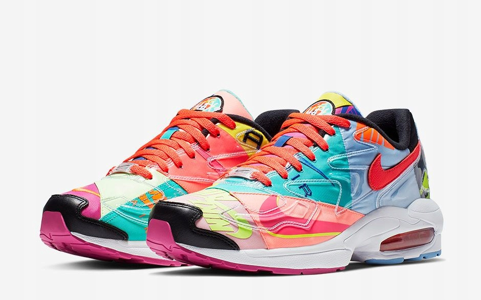 buty atmos x nike air max 2 light