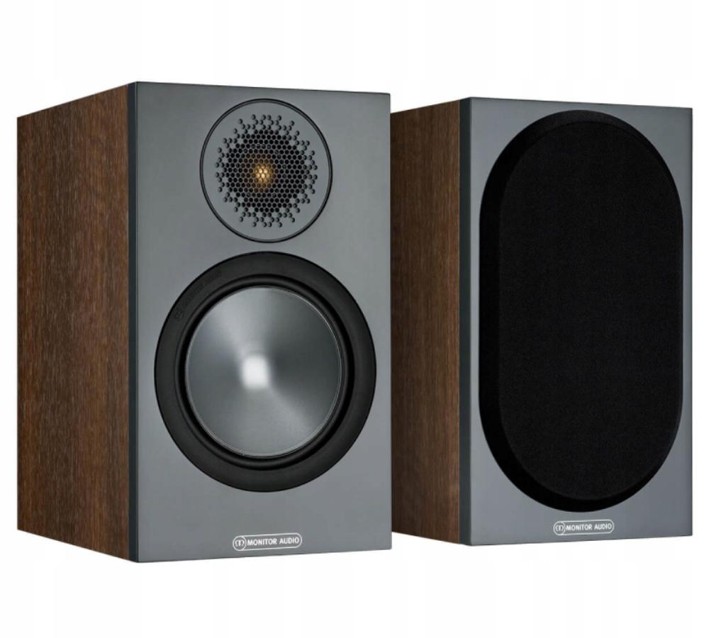 Monitor Audio Bronze 50 orzech Kolumny stereo 2szt